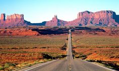 On the Road Again, Monument Valley, Arizona - 1280x768 - 334881