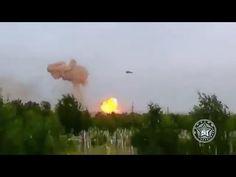 ATTACK UFO IN UKRAINE - YouTube