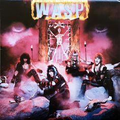 W.A.S.P. - W.A.S.P. (12 Inch / LP, Vinyl)   Rare Records