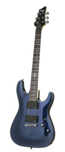 Save $ 250 order now Schecter Damien Elite Electric Guitar – Dark Metallic