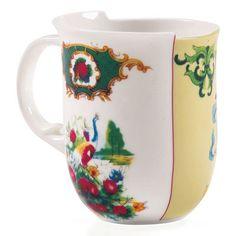 Scopri Mug Hybrid - Anastasia, Anastasia di Seletti disponibile su Made In Design Italia il miglior sito online di design.