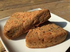 Goedemorgen op deze mooie warme zomerdag! :) Koolhydraatarme broodjes zijn bij mij altijd meer dan welkom! Ik heb verschillende broodjes op mijn website staan, maar geen één is er teveel :D Bakkeri...