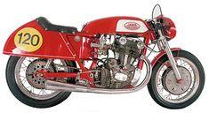 1960 500cc Jawa Factory Racer