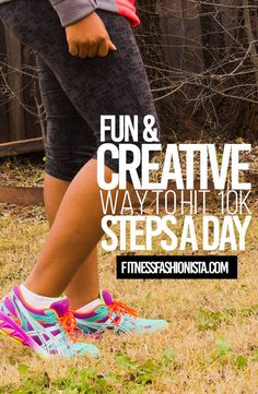 Are you struggling to get your 10k steps a day. If so this fun and creative idea can help you crush your step goal and get your entire family in on the action. Now you walk yourself fit and have fun a the same time.