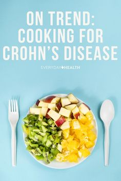 Try these twists on the latest food trends and recipes, all of which were created specifically for a Crohn's-friendly diet. Plant Based Diet, Plant Based Recipes, Nutrition Food List, Crohns Recipes, Tempeh Bacon, High Fat Foods, Food Trends, Diet Meal Plans, Base Foods