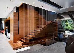 Beautiful #staircase design by @_saota ... 📸 @adamletchfoto