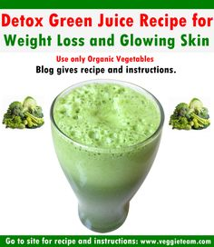 7-Day Juice Cleanse - The Healthy Way To Start The New Year   Veggie Team