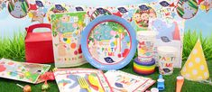 In the Night Garden Party Supplies