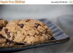 20% Off Trio Cookie Collection  Chocolate by DsOldFashionedTreats