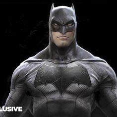 Batman v Superman: Dawn of Justice - Batman Concept Art  DCCOMICSNEWS.COM