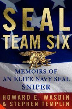 Seal Team 6 Book