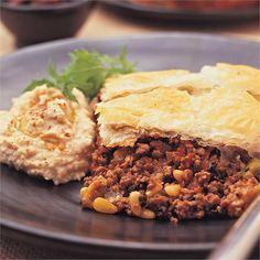Savoury Lamb Baklava