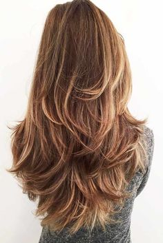 Best Long Hair Haircuts and Hairstyles We Love ★ See more: