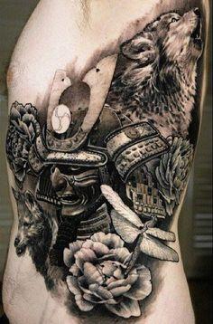 samurai tattoo - Pesquisa Google