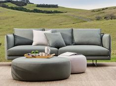Sofas, Modular Sofas, Designer Lounges, Sofabeds & Recliners in fabric and leather - King Living Outdoor Dining Chairs, Outdoor Furniture, Outdoor Sofas, King Furniture, Coaster Furniture, Circle Sofa, Lounge Couch, Luxury Sofa, Dream Home Design