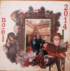 Noël 2014 - Scrapbook.com