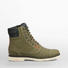 Free Shipping & Free Returns on Authentic Teva® Men's Boots. Shop our Collection of boots for men including the Durban Tall Waxed Canvas Boot at Teva.com