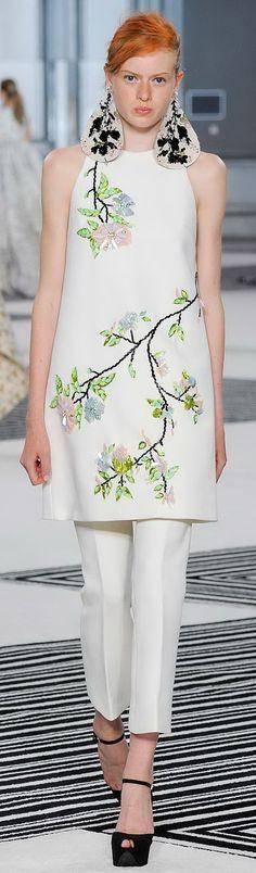 Fall 2015 Couture Giambattista Valli Giambattista Valli