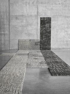 Ege _ Floorscape inspiration http://www.egecarpets.com/carpets/tiles/reform-memory-lt-grey-48x48.aspx http://www.egecarpets.com/carpets/tiles/reform-memory-mid-grey-48x48.aspx http://www.egecarpets.com/carpets/tiles/reform-memory-dark-grey-48x48.aspx