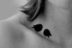 collar bone tattoo design ideas
