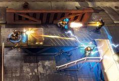 New top down shooter:  sign up for beta: http://mercelite.co.uk/preregister