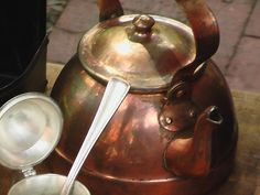 Colonial Tea Kettle, Philadelphia, Pa. by D.F. Shapinsky (pingnews) by pingnews.com, via Flickr