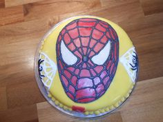 Spriderman cake