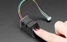 Arduino İle Parmak İzi Okuyucu Sensör Kullanımı