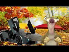 ZOOBE зайка Поздравление С Днём Автомобилиста ! - YouTube