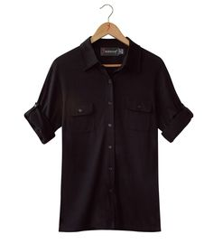 Silkliving|Silkbody Men's Silkspun Safari Shirt