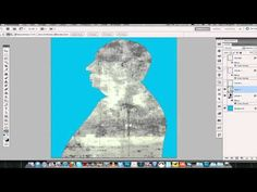 Threadless Tutorial creating Distressed Textures in Photoshop