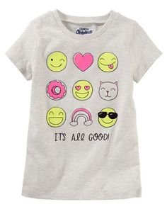 Toddler Girl OshKosh Originals Graphic Tee from Carters.com. Shop clothing & accessories from a trusted name in kids, toddlers, and baby clothes.