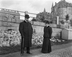 Bruno and Ingrid Aminoff, Katajanokka, Helsinki, 1906   Flickr - Photo Sharing!