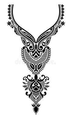 Neck Designs For Suits, Embroidery Neck Designs, Hungarian Embroidery, Diy Resin Art, Tangle Art, Parchment Craft, Conceptual Photography, Beading Tutorials, Vector Design
