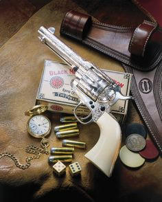 Colt Single Action Army Revolver - PEACEMAKER SPECIALISTS