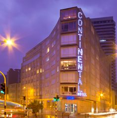 Reporte de Tranquilidad en Hotel Continental Bogotá Multi Story Building, Colombia