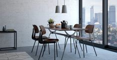 Kensal 2 x Dining Chair Kitchen Chairs, Dining Chairs, Dining Table, Chairs Online, Furniture, Home Decor, Dining Chair, Dinning Table, Interior Design
