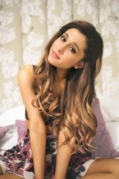 """naludamagazine.com   Ariana Grande Performing and Nominated as """"Best New Artist"""" at the American Music Awards Sunday"""