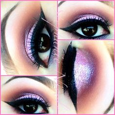 Rock Candy (MAC) pressed pigment in this one, muastephnicole #makeup