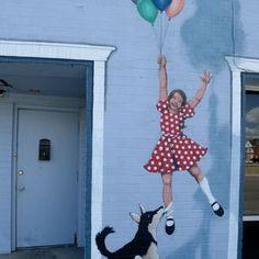Meet mural artists, see designs Monday