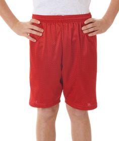 Youth Running Shorts Rowan Girl Cheer Practice Shorts