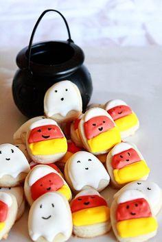 Halloween Cookies!