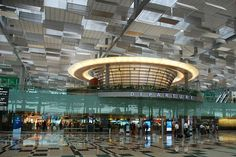 16 Ways to Amuse Your Kids at Changi Airport