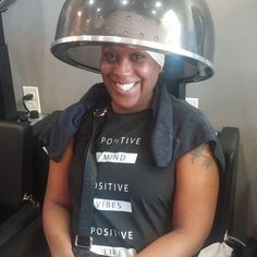 Dryers are used to speed up the  conditioning treatment and provide nutrients to your hair.