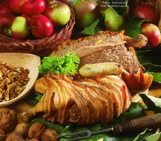 Vaj, Bacon, Dinner, Dining, Food Dinners, Pork Belly, Dinners