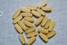 Wooden Beads 50 pcs Natural Light Wood 2cm Long Loose Beads Jewelry Making Crafts Supplies DIY PanchosPorch Wooden Beads, Crafts To Make, Natural Light, So Creative, Craft Supplies, Jewelry Making, Diy, Products, Bricolage