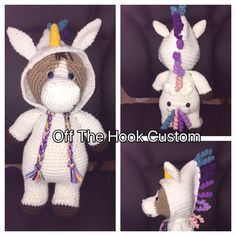 Donkey, Teddy Bear, Toys, Animals, Amigurumi, Activity Toys, Animaux, Donkeys, Animal
