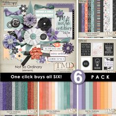 Not so ordinary by Tami Miller Designs Available at PBP: https://www.pickleberrypop.com/shop/product.php?productid=34101&cat=145&page=1 Pickle Barrel Collection