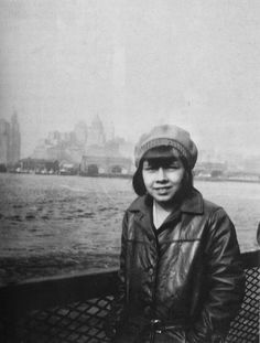 """Patricia Highsmith, New York, 1930s  Via La escuela de los domingos 