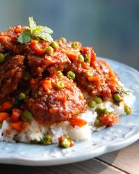 Sweet and Sour Bangkok-Style Chicken with Chiles // What to Make w/ Chicken Breasts: http://www.foodandwine.com/slideshows/chicken-breasts #foodandwine